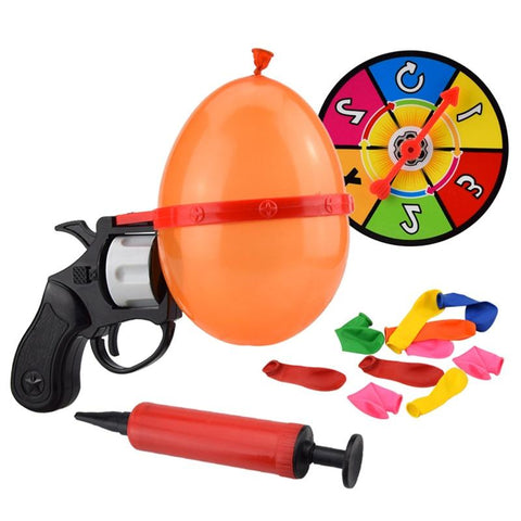 Russian Roulette Party Balloon Game
