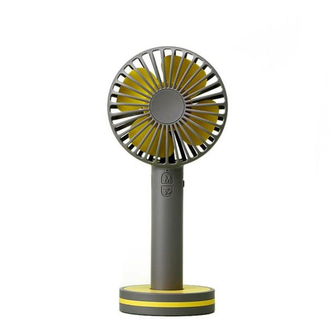 Travel Hand Fan with Mirror