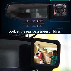 Car Back Seat Rear Mirror