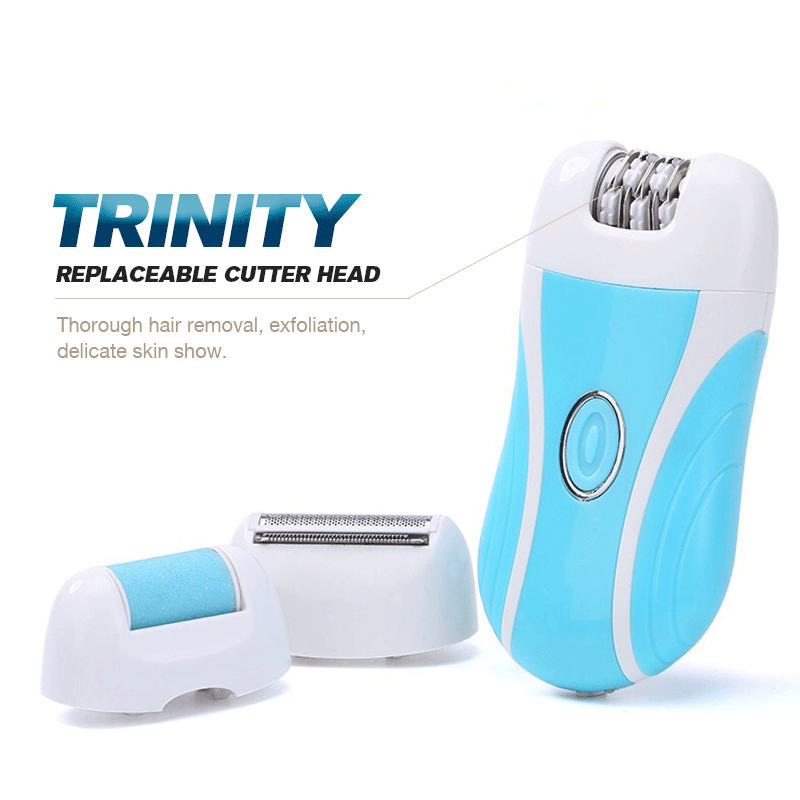 Multifunctional Three-in-one Shaver