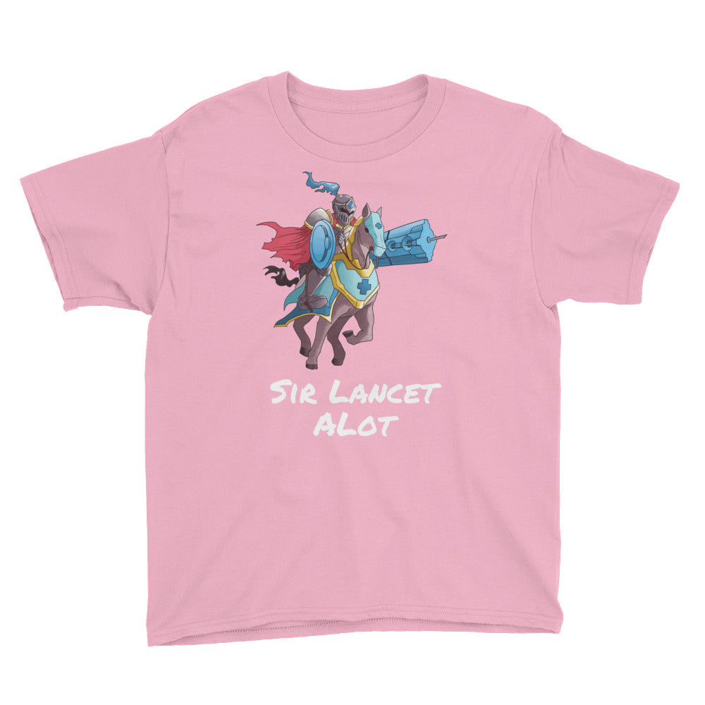 Sir Lancet ALot YOUTH Tee
