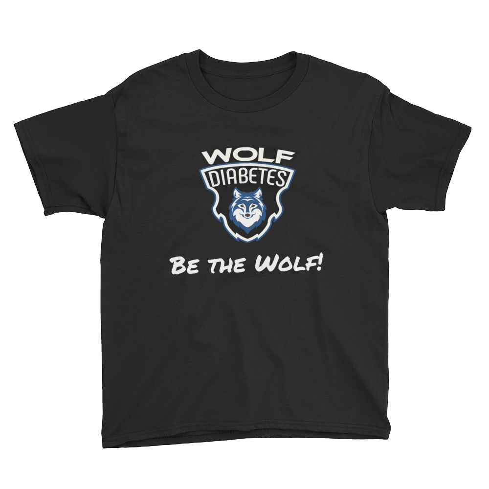 Be the Wolf YOUTH Tee