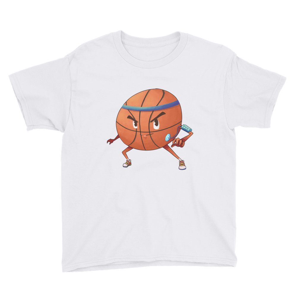 Diabetic Basketball YOUTH Tee