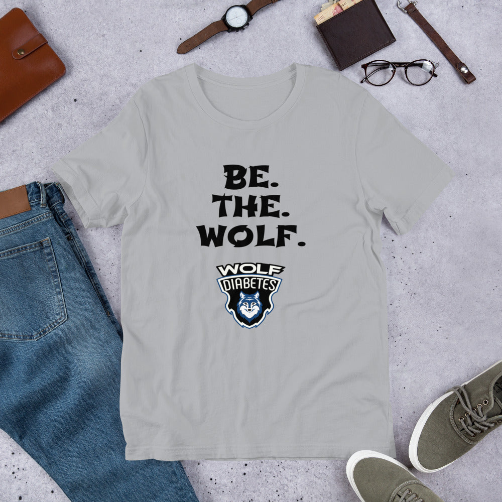Be The Wolf Classic Tee