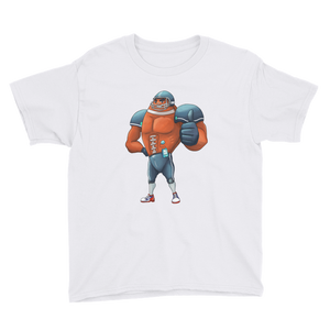 Diabetic Football YOUTH Tee
