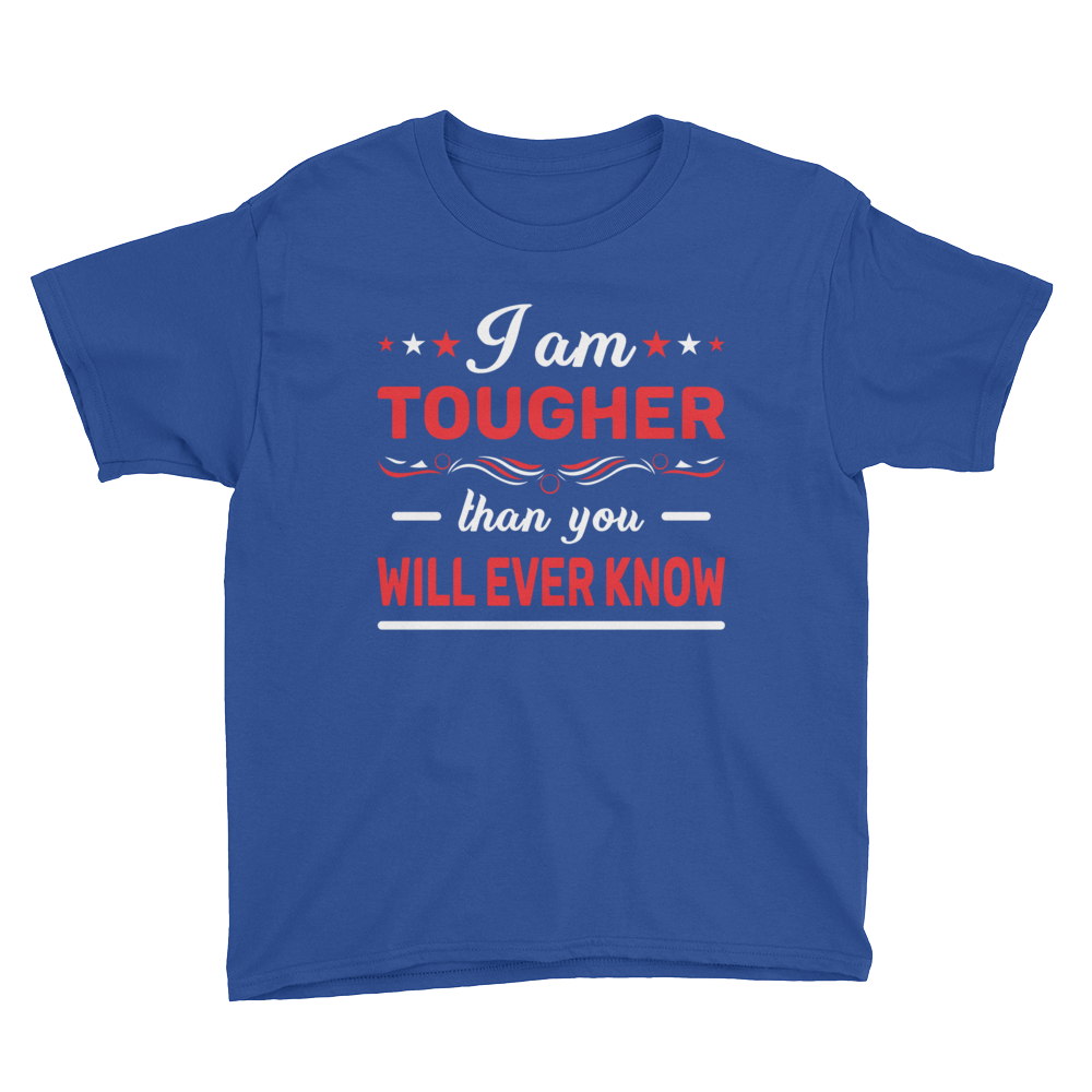 I Am Tougher YOUTH Tee