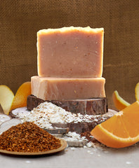 All Natural Soap - Exfoliating Citrus