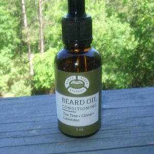 Beard Oil - Fresh & Conditioning
