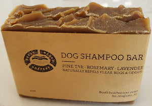 Dog Shampoo Bar - Pine Tar - 2 Pack