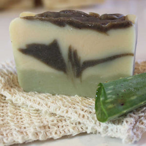 Soap Bar - EXOTIC LIME + ALOE