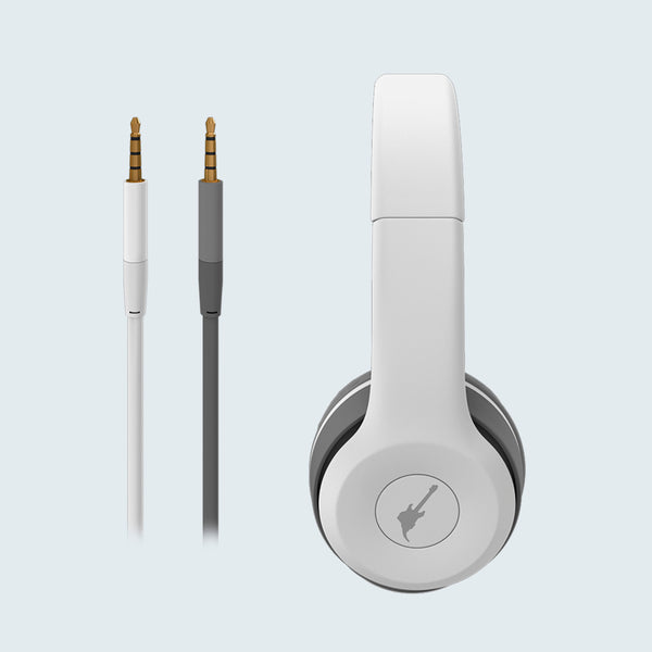 Headphone Rock Street Branco
