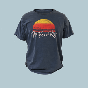 Camiseta Estonada Sunset
