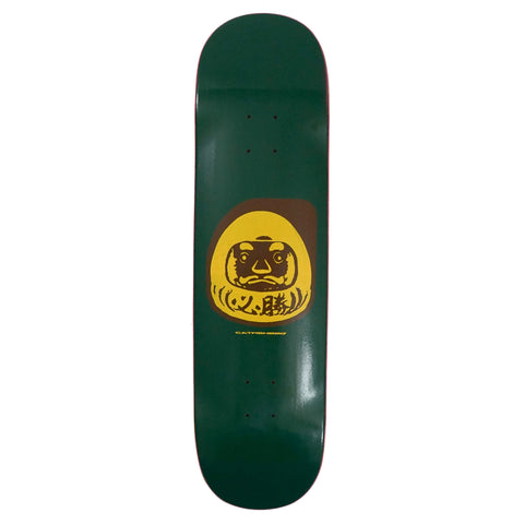 Totem 8.38 Skateboard Deck (Green)