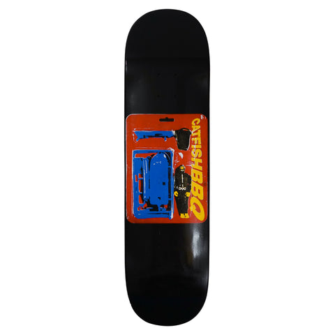 Diver 8.38 Skateboard Deck (Black Dip)