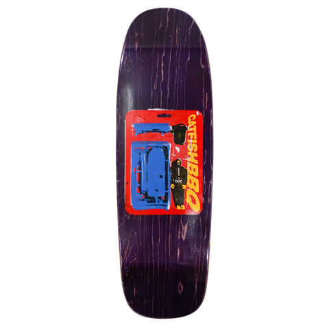 Diver 9.8 BoxHead Skateboard Deck (Assorted)