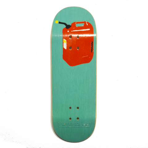 THERMATEC Gas Fingerboard (Teal/Sky)