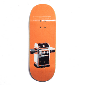 THERMATEC Grill Fingerboard (Orange/Yellow)