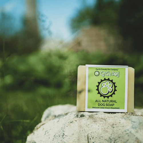Cycle Dog All Natural Dog Soap & Insect Repellent