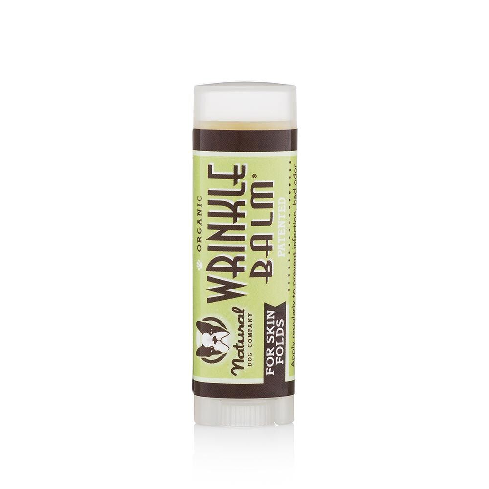 Natural Dog Company Wrinkle Balm Travel Stick