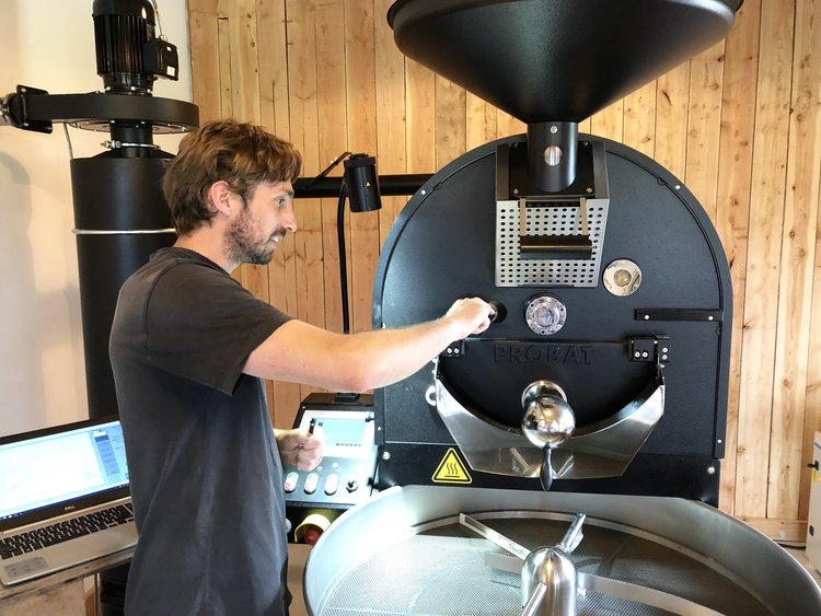 Roaster Profile // Carrow Coffee Roasters, Sligo
