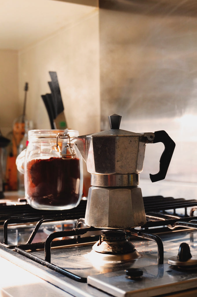 Moka Pot Brew Guide