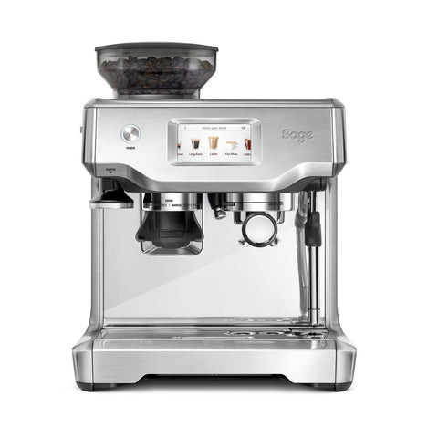 Sage Barista Touch Black/Silver  Bean to Cup Espresso Machine