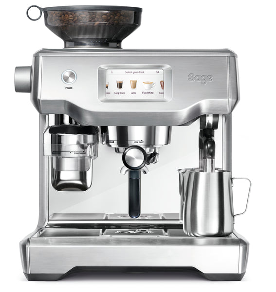 Sage Oracle Touch Black/Silver Espresso Machine