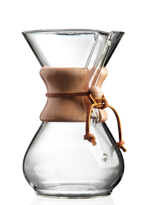 Chemex Classic Coffee Maker - 6 cup
