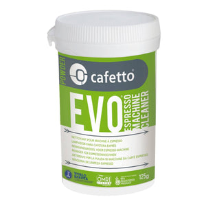 Cafetto Organic Evo Espresso Machine Cleaner 125g