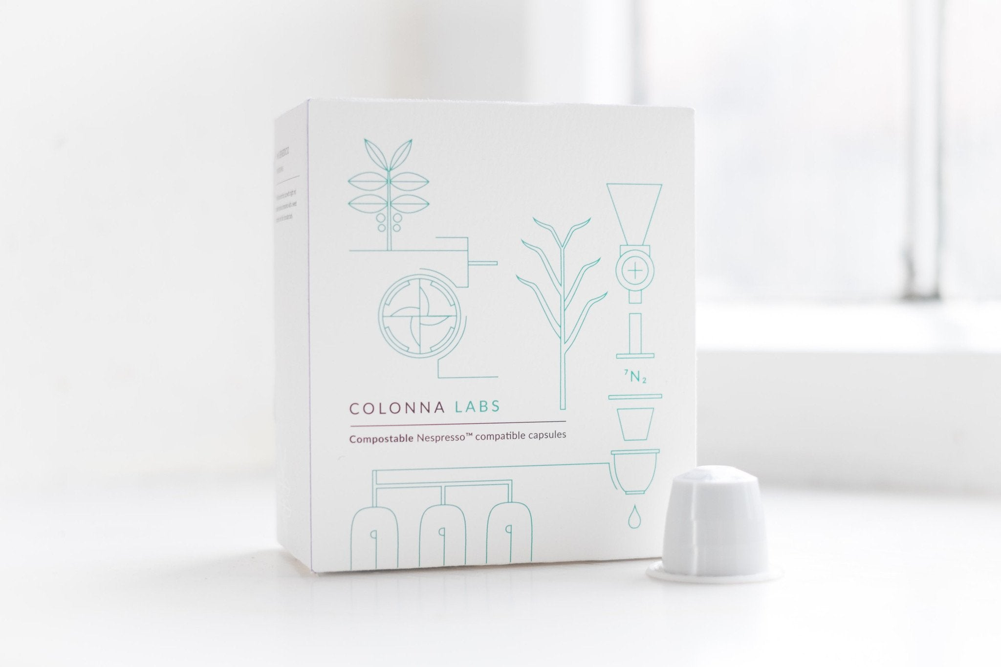 Speciality Compostable Capsule Subscription Box