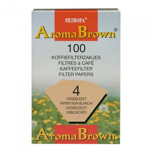 Filtropa Filter Papers - Size 4