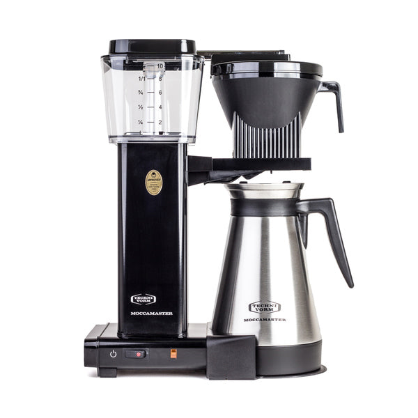 Moccamaster KBGT 741 Black - Filter coffee machine