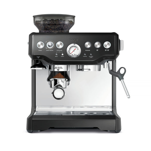 Sage The Barista Express Black/Silver Coffee Machine
