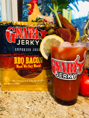 Gnarly Bloody Mary