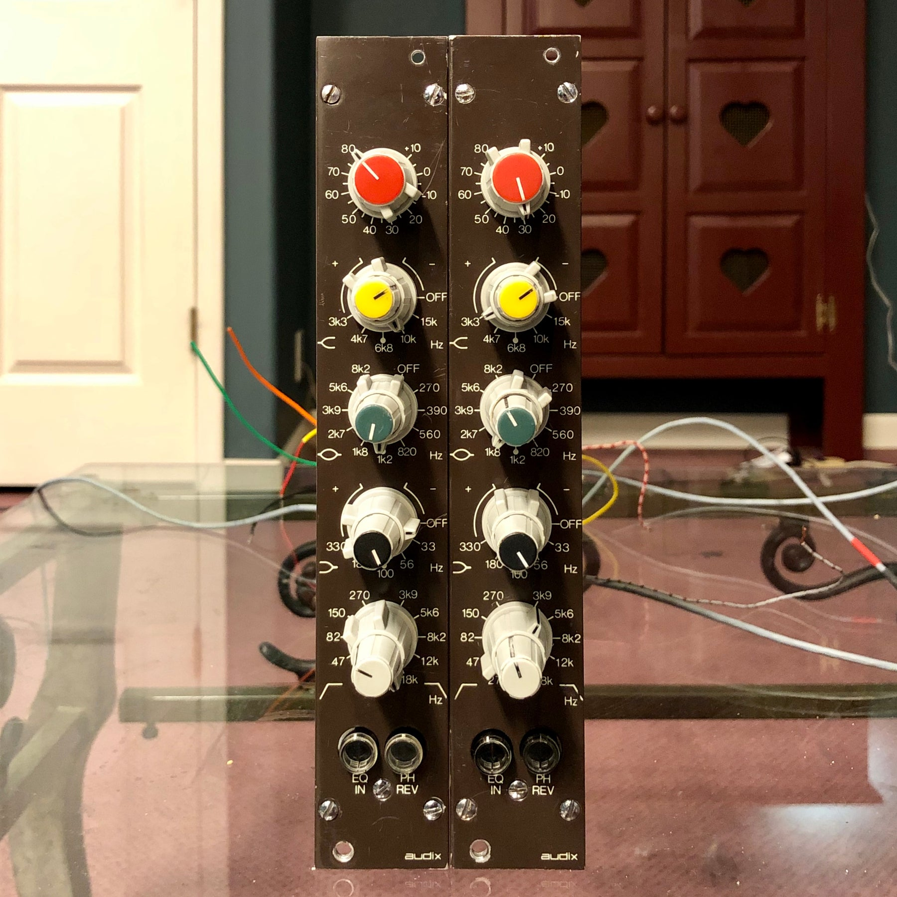 Audix 35101 Modules