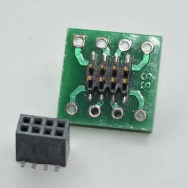 DIP to SIOC Op-Amp Adapter