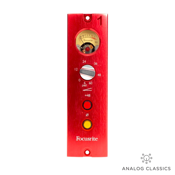 Focusrite Red 1 500 - Analog Classics