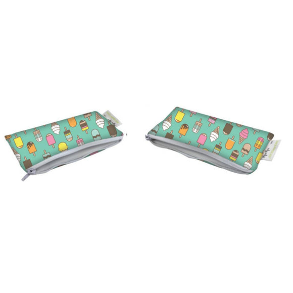 Snack Bags Mini (2pack)-Ice Cream