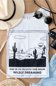 Dare to Live T-shirt