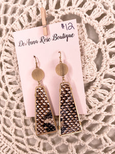 Boycot Earrings