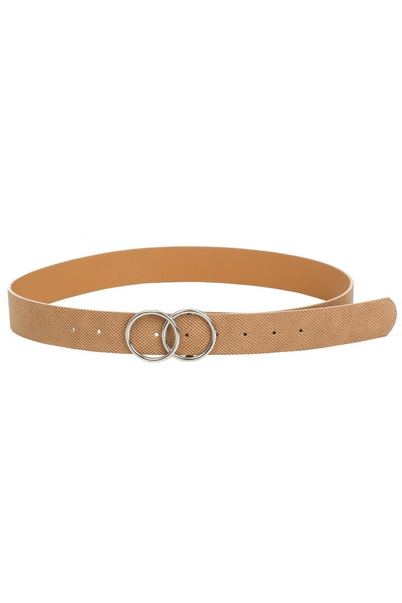 Brown Detail Belt