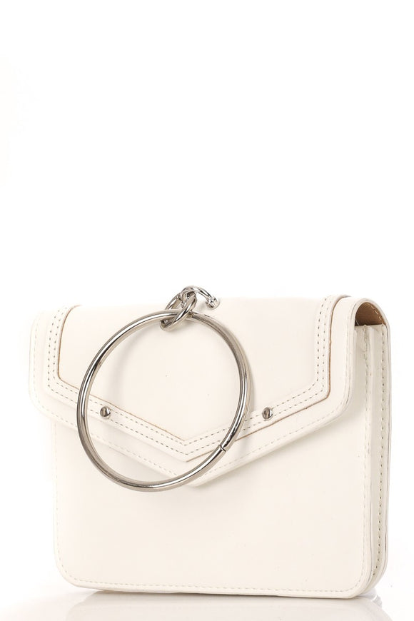 On The Go Crossbody (White)