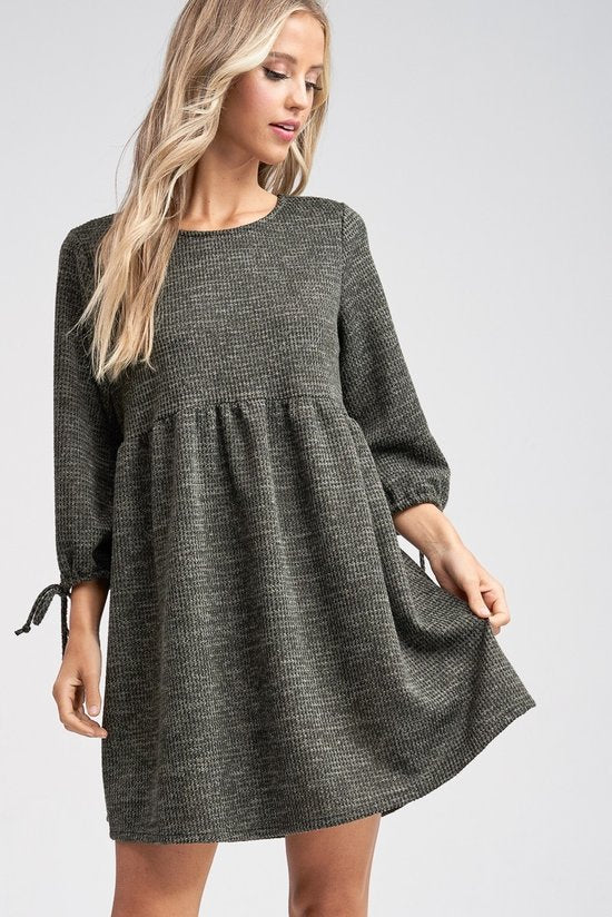 Pull You Close Dress