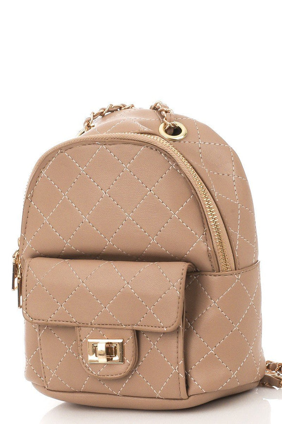 Fashion Backpack/Crossbody