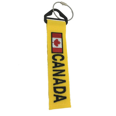 Canada Luggage Tag - BigTags.  Tag It's your!