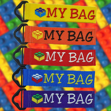 Load image into Gallery viewer, LE'GO MYBAG - BigTags.  Tag It's your!