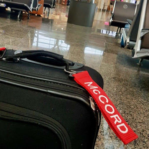 Personalized Luggage Tag - BigTags.  Tag It's your!