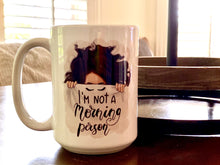 Load image into Gallery viewer, Hot Mess Mom Coffee Mug