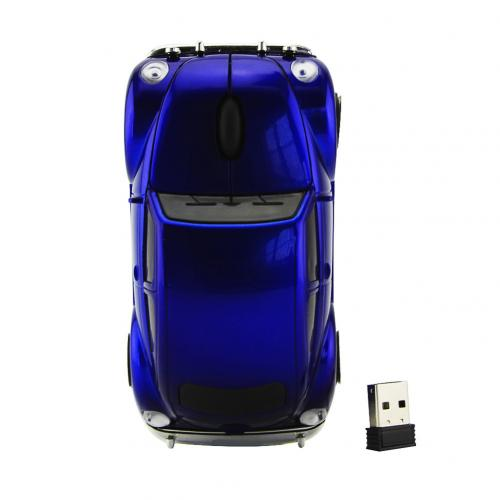 Wireless Car Shaped Mouse