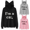 Image of Cat Obsessed Hoodie
